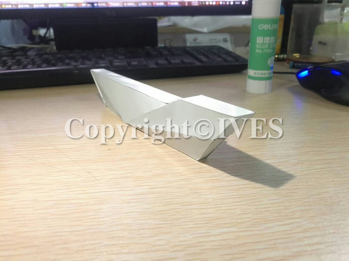 白卡纸模型1